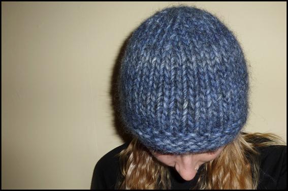 Venice - A Free Chunky Hat Knitting Pattern