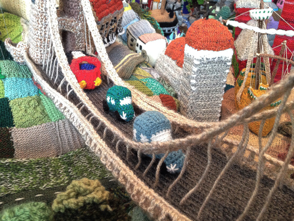 Briswool_Paper_Village_Clifton_Suspension_Bridge