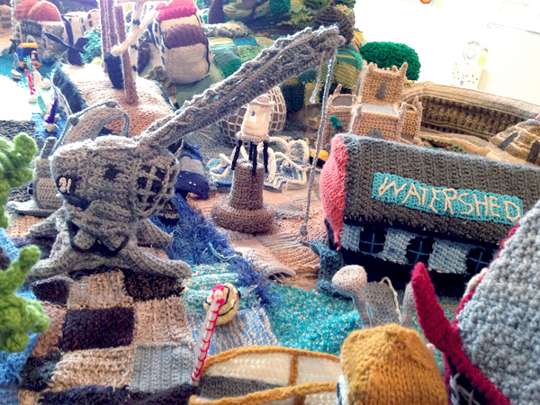 Briswool_Paper_Village_Harbourside